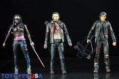 #McFarlaneToys #TheWalkingDead Blood Splattered Rick, Michonne & Daryl 3-Pack Review  http://www.toyhypeusa.com/2017/05/25/mcfarlane-toys-walking-dead-blood-splattered-rick-michonne-daryl-3-pack-review/  #TWD