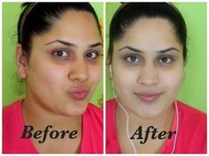 How to Lighten skin Naturally (IMMEDIATE RESULTS ) Before & After - YouTube