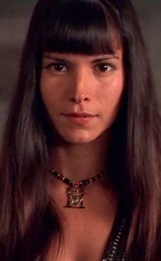 Patricia Velazquez as Meela ('The Mummy Returns')