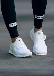 cheaper bdd33 0058c Footwear    Nike Sock Dart Triple White www.fitinhub.com