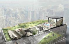 GreenspirationMiejski ogród wśród drapaczy chmur - Greenspiration