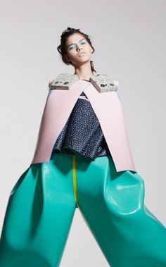 Valeska Jasso Collado's Voluminous Designs