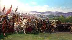 On this day in 1453 the Ottoman Turks began the siege of Constantinople, the capital of the Byzantine Empire. Sultan Mehmed II the Conqueror, who was only History Of Islam, Ancient History, Siege Of Constantinople, Empire Ottoman, Moslem, Late Middle Ages, Les Religions, World War One, Andalusia