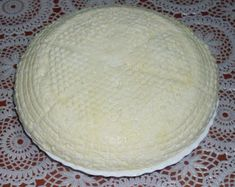 How to make Circassian cheese at home