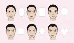Se maquiller en fonction de la forme de son visage – Astuces de filles – Salut les filles ! Nous sommes toutes uniques et c'est pour cela qu'il n'y a pas une seule bonne façon de se maquiller et qu'il est important de trouver celle qui vous correspond. Ici je vous donne les techniques pour apprendre a définir quelle est votre morphologie du visage. Vous verrez que cela vous servira pour tout votre maquillage