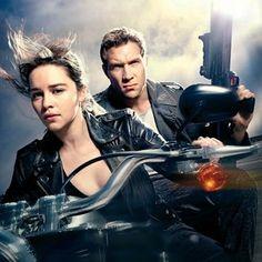 Acabei de chegar da cabine organizada pela Paramont e Jurassic Cast para a exibição do filme Terminator Genesis para o deleite da imprensa. Não pretendo fazer rodeios, então, vamos direto ao ponto: Gostei. É claro que gostei. A franquia é uma das minhas favoritas. Para mim, o ponto forte dela é o fato de ser…