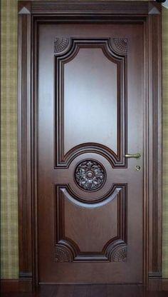 House Main Door Design, Single Door Design, Home Door Design, Wooden Front Door Design, Door Gate Design, Wood Front Doors, Wooden Glass Door, Modern Wooden Doors, Shutter