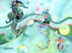 Seahorse Dance - Jo Lynch