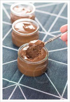 Mousse au chocolat magique: