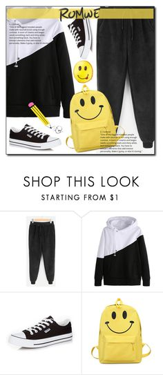 """Yellow Sporty !"" by emapolyvore ❤ liked on Polyvore"