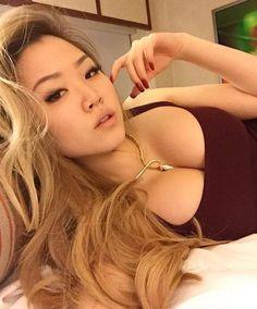 Blonde asian fake porn