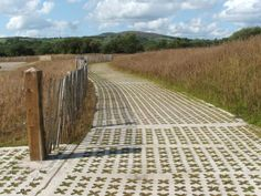 Permeable paving as part of Sustainable Urban Drainage System (Image: Lairich Rig) @RIBA_PS #Architecture  #Drainage