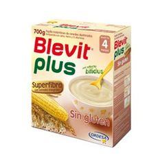 182642 Blevit Plus Sin Gluten Superfibra - 700 gr.
