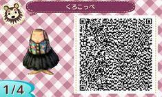 Motif #1225 - QR Dress