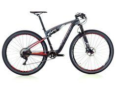 Bicicleta Sense Invictus Carbon Full Aro 29 - 2017 - Mountain Bike - Bicicletas