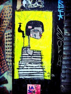 ALO street art print London Shoreditch graffitti bright colourful - LIMITED EDITION by DJArtwork on Etsy https://www.etsy.com/listing/198270102/alo-street-art-print-london-shoreditch