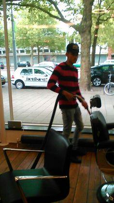 Barberschool Amsterdam
