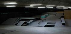 Painting and branding work for Nike sponsored skate and BMX events. Mini Ramp, Ramp Design, Nike Skateboarding, Inline Skating, Graphic Wallpaper, Skate Park, West London, Roller Skating, Indoor