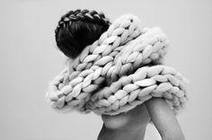 really big knit