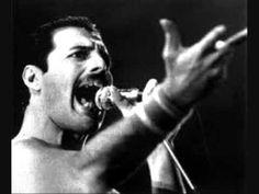 Los 15 mejores temas de queen y Freddie Mercury
