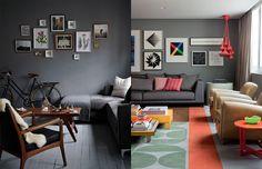 Na decoração, tecnologia e na moda, o cinza é considerado a cor da neutralidade e sutileza. Não é a toa que sempre é combinada com outros tons mais fortes como verde, amarelo, laranja, azul.