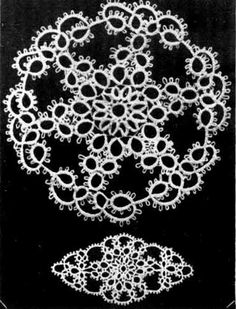 Some New Ideas in Knitting and Tatting BABY'S COT COVER     The Australasian (Melbourne, Vic. : 1864 - 1946) Saturday 31 July 1937 p 20