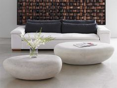 Shop this phillips collection river stone roman wide oval coffee table from our top selling Phillips Collection living room tables. LuxeDecor is your premier online showroom for living room furniture and high-end home decor. Table Design, Modern Coffee Tables, Modern Living Room, Large Coffee Tables, Furniture, Coffee Table Design Modern, Phillips Collection, Stone Coffee Table, Living Room Coffee Table