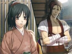 Chizuru y Harada