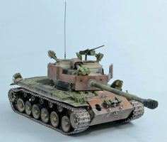 TRACK-LINK / Gallery / T26E4 Super Pershing