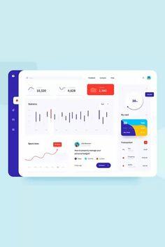 News Web Design, Ux Design, Best App Design, Dashboard Design, Dashboard Ui, Minimal Web Design, App Design Inspiration, Instructional Design, Catalog Design