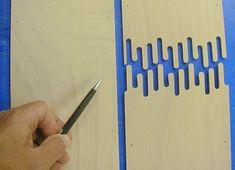 ScarfLOCK - scarf locking joints on stitch and glue kayak kits ...