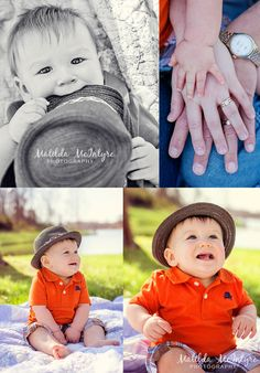 Baby Photography, Asher at 9 months! – Warrensburg, MO Photographer » Matilda Mcintyre Photography