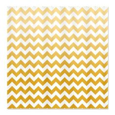 Ombre Mustard Chevron Stripes Shower Curtain. Need for my bathroom but not for $52--can probably DIY