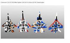 Cheerson CX-12 CX12 Mini Fighter 2.4G 4CH 6 Axis LED RC Quadcopter New Model #Cheerson