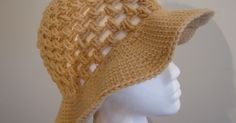 I was so surprised to see in my comments for my Floppy Sun Hat post that someone actually requested to have my pattern! I was happy to ...