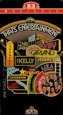 That's Entertainment - Fred Astaire, Gene Kelly, Frank Sinatra and other movie stars present clips from MGM musicals.   IMDb