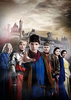MERLIN IS AMAZING <3