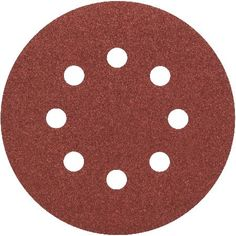 #Bosch Professional Bosch 125mm C430 Wood Sanding Disc 125mm 180g #Bosch Professional hook and loop sandings discs. Designed for sanding wood, wooden materials and paint with random orbit sanders. The discs have an 8 hole configuration and share compatibility with machines from Bosch, DeWalt, Festool, Metabo, Makita a... (Barcode EAN=3165140171281)