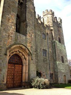 Raby Castle, County Durham. Home of the Neville family. Cecily Neville, mother of Edward IV and Richard III was born here.