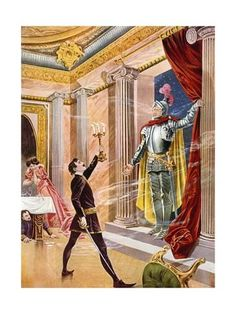 Giclee Print: Don Giovanni, Act II Scene XX by William De Leftwich Dodge : 24x18in