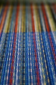 Weave-Away: Blues!