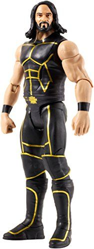 """WWE Tough Talkers Seth Rollins Figure, 6"""" WWE https://www.amazon.com/dp/B01IKOYBI4/ref=cm_sw_r_pi_dp_x_50WaAb8M0F7T3"""