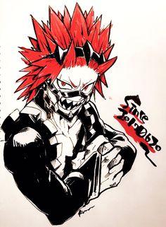 Boku no Hero Academia || Kirishima Eijirou (Dibujo/Drawing)