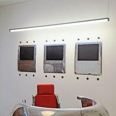 Casablanca Leuchten Follox 3S 167 LED Pendelleuchte Led Band, Casablanca, Light Fixtures