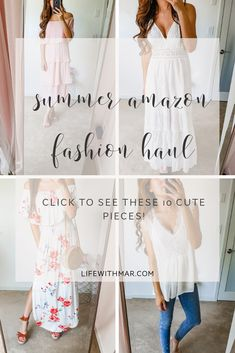 Cute Summer Dresses, White Maxi Dresses, Summer Outfits Women, Casual Summer Outfits, Spring Dresses, Spring Outfits, Summer Clothes, Basic Outfits, Mom Outfits