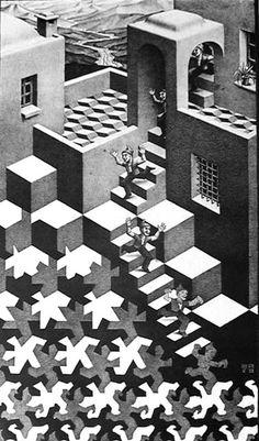 Maurits Cornelis Escher 1898-1972