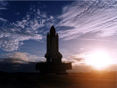 NASA Upgrades Giant Rocket-Carrying Vehicle | Space Shuttle Discovery prepares for the second servicing mission to the Hubble Space Telescope in 1997.  NASA  | WIRED.com