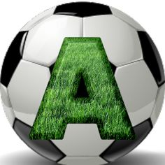 Alphabets by Monica Michielin: February 2019 Football Birthday Cake, Soccer Birthday Parties, Soccer Party, Sports Party, Soccer Cake, Soccer Theme, Grass Texture, Happy Fathers Day Pictures, Alphabet