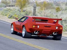 Pantera... Not many people know about this car