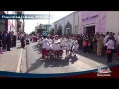 Desfile 20 Noviembre 2015 -105 Aniversario Revolucion Mexicana - Poncitl...